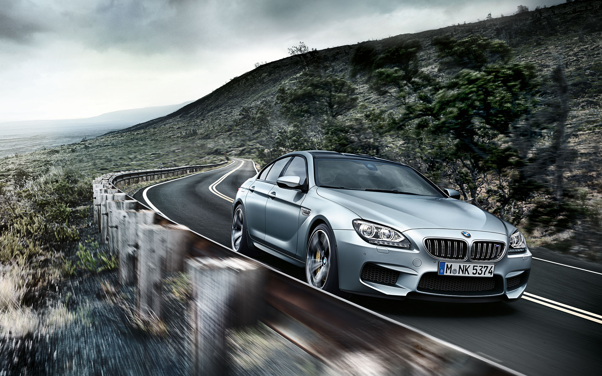 Inventory Listing Powerful Marketing Fully Integrated Home Wide Fullwidth 2015 BMW M6 Gran Coupe